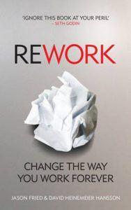 Rework – Minder is meer